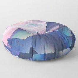 Opalescent Floor Pillow