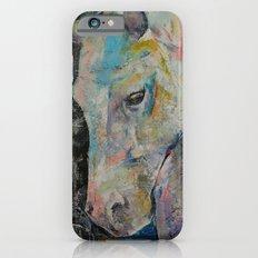 Hidden Heart Horse Slim Case iPhone 6