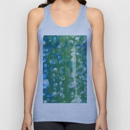 Abstract No. 96 Unisex Tank Top