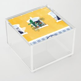 Lisbon girl Acrylic Box