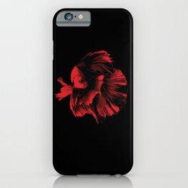 Guppy Lovers Fish Gift Idea Design Motif iPhone Case