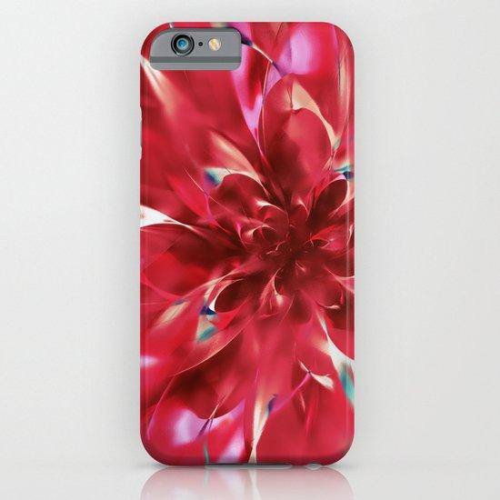 Dahlia Fantasy iPhone & iPod Case