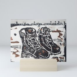 Murphy's Outlaw Mini Art Print