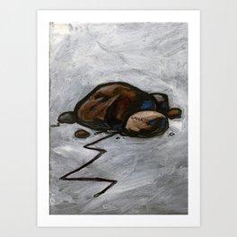 The Lorax Art Print