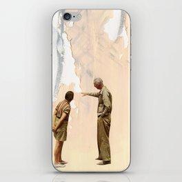 Watching Paint Dry iPhone Skin