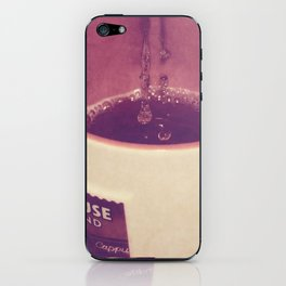 mmmmm, Coffee iPhone Skin
