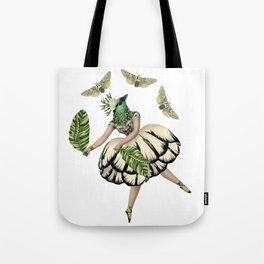Bird Dancer three Tote Bag
