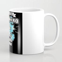 Myalgic Encephalomyelitis Superhero ME Awareness Coffee Mug