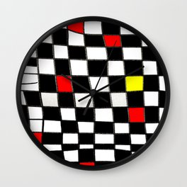 Super duper Chef Wall Clock