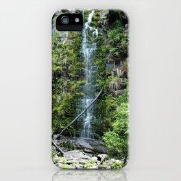 Erksine Falls, Lorne Australia iPhone Case