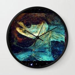 Heading Home, Stars Wall Clock