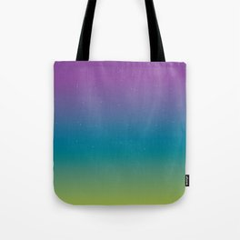 Starry Ombre Sky Gradient Pattern 5 Tote Bag