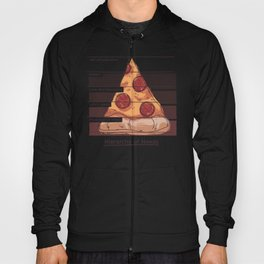 Hierarchy of Needs // Pizza, Psychology, Maslow Pyramid Hoody
