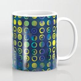 gold&blue Coffee Mug