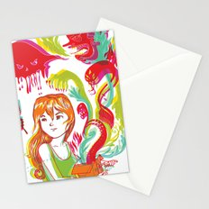 Pop Goes Disaster Stationery Cards