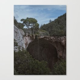 Tanto State Park Canvas Print