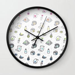 Alchemy Wall Clock