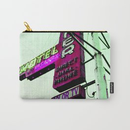 Hotel Motel Carry-All Pouch