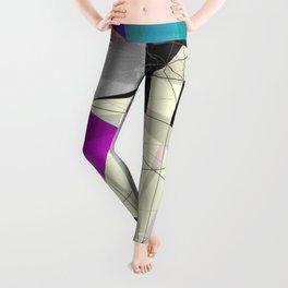 Paper Swan Leggings