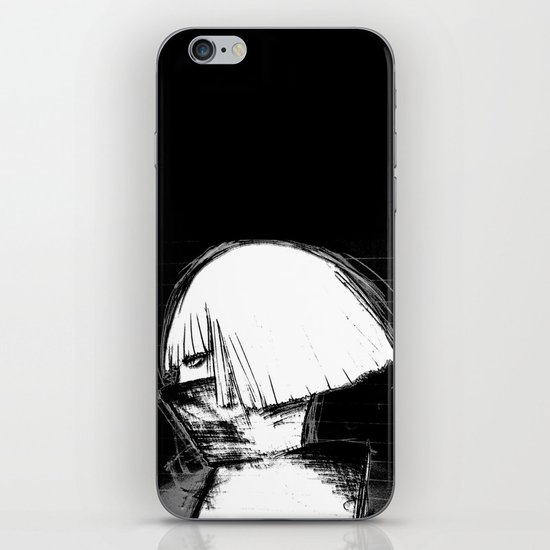 Mother Monster iPhone & iPod Skin