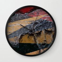 Cara 1 Wall Clock