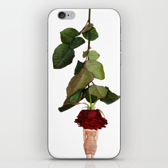 Blind Date iPhone & iPod Skin