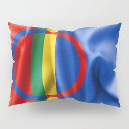 Sami Flag Pillow Sham