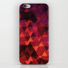 Hot night iPhone & iPod Skin