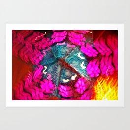 BOOM III Art Print
