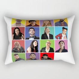 Family Time Rectangular Pillow
