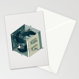 Cube 03 Stationery Cards