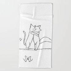 La La Land Beach Towel