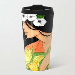 Luna  Metal Travel Mug