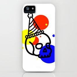Juggle the Struggle iPhone Case