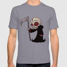 Little Reaper 2X-LARGE Slate Mens Fitted Tee