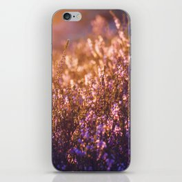 golden heather iPhone Skin