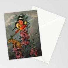 Leopardus radii Stationery Cards