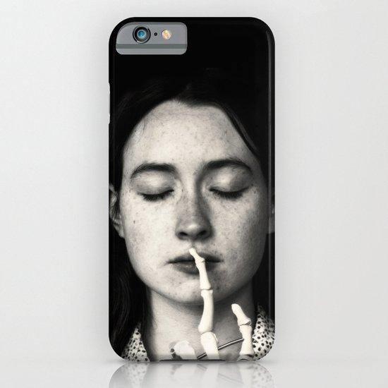 shh iPhone & iPod Case
