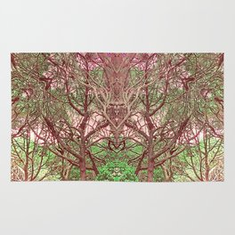 Nature's Cathedral #1 Rug