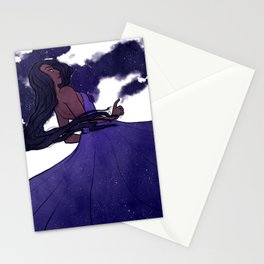 Creation of the Stars Stationery Cards