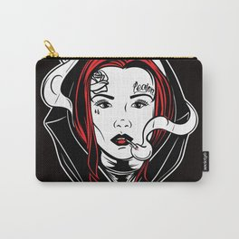 Bad Habits Carry-All Pouch