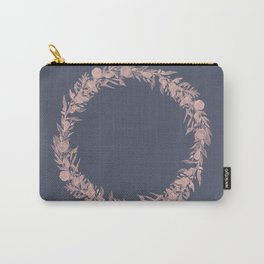 Dawn of Flowers, Rose. Carry-All Pouch