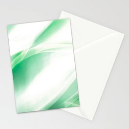 oh so green Stationery Cards