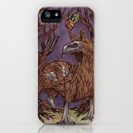 Komodo Gryphon iPhone Case