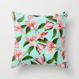Bahar #society6 #decor #buyart Throw Pillow