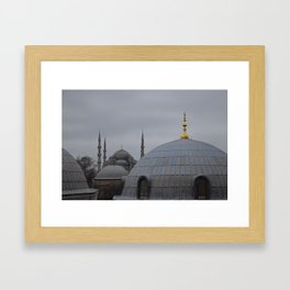 Istanbul, Turkey Framed Art Print