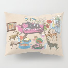 Black Panther and Friends Pillow Sham