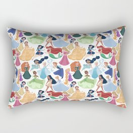 Forever princess Rectangular Pillow