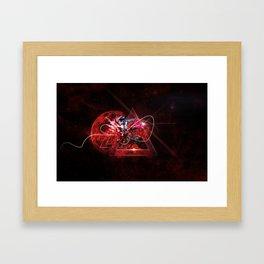 Kalista Framed Art Print