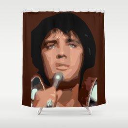 Still The King of Rock Shower Curtain